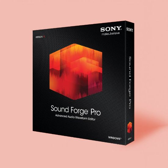 Imagen de Sound Forge Pro 11 (recurring)